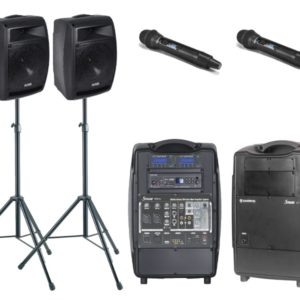 Portable PA Products